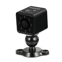 Uusi versio suositusta IR-pimeänäöllä varustetusta FullHD-miniautokamerasta sisältää WiFi-yhteyden älypuhelimeen, jonka näytöltä voit seurata kameran kuvaa!