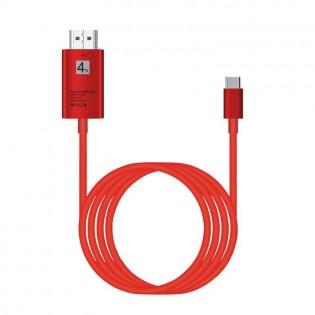 USB Type-C - HDMI kaapeli 2m