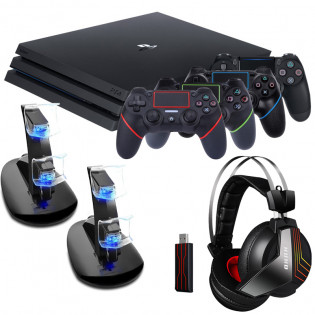 PlayStation 4 Pro Hydra Ultimate bundle