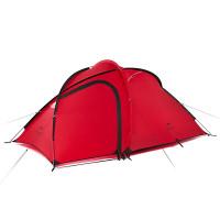 Naturehike Hiby 3 on ultrakevyt 3 hengen teltta eteisellä. Hiby on valmistettu todella hyvästä materiaalista ja siksi käy hyvin retkeilytelttana!