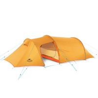 Naturehike OPALUS on 3 hengen ultrakevyt vaellusteltta, joka tekee telttailusta mukavampaa! Retkeilyteltta on kevyt ja kulkee hyvin mukana reissussa.
