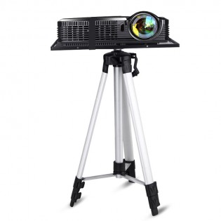 Lattiateline projektorille