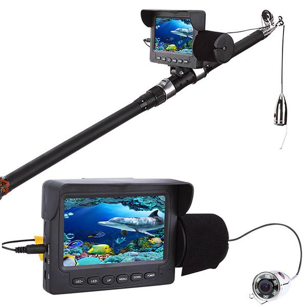 Kalastuskamera vapakiinnikkeellä 30m