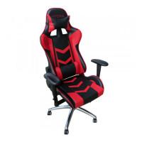 Hydra Torque gamingstol i konstläder ger mycket värde för pengarna. Mångsidiga justeringar, robust ram och bekvämare krökta armstöd garanterar hög komfort och hållbarhet.
