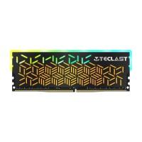 RGB-valaistu 8GB DDR4 muistikampa. Teclasta P70 RGB on erinomainen valinta pelitietokoneen RAM-muistiksi. Lämpölevy pitää muistin viileänä ja suorituskykyisenä.