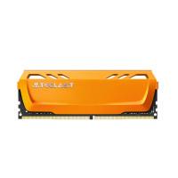 16GB 2400MHz DDR4 RAM-muisti. Teclast A30 muistikampa pysyy tyylikkään oranssin lämpölevynsä ansiosta viileänä ja suorituskykyisenä kaikissa tilanteissa.