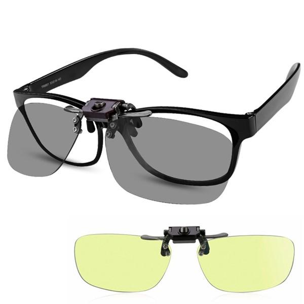 Näin silmälasien päälle laitettavat aurinkolasit toimivat