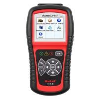 Suosittu Autel Autolink AL519 OBD2-vikaakoodinlukija sopii lähes kaikille automalleille. Lue ja nollaa auton vikakoodit helposti tällä vikakoodinlukijalla.