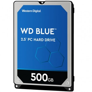 Western Digital 500GB Blue 2.5