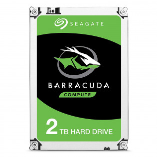 Seagate 2TB Guardian BarraCuda 2.5
