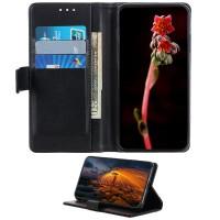 OnePlus 7 flip cover i konstläder är ett bra sätt att skydda din OnePlus smartphone. Kortfickor och en större ficka för exempelvis kontanter.