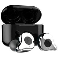 Sabbat E12 Bluetooth 5.0 -kuulokkeet 4:llä mikrofonilla varustettuna. Kokonaan langattomat kuulokkeet käyvät salille ja muuhun urheiluun! Mukana latauskotelo.