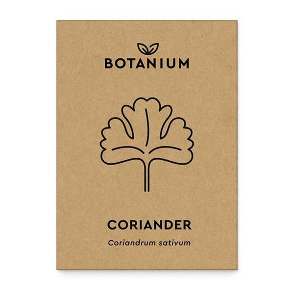 Botanium korianderfrön