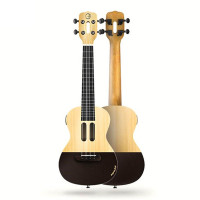Xiaomi Populele U1 on älykäs ukulele, joka tekee soittamisen oppimisesta hauskaa ja helppoa. Se on myös verrattain halpa - vain muutaman oppitunnin hintainen!