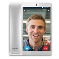 Poptel-videopuhelin tuo tulevaisuuden kotiisi. Poptel videopuhelin on se mitä lankapuhelinten seuraajan pitikin olla: Monipuolinen videopuheluita tukeva laite.