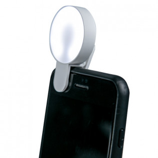 Selfie-valo puhelimeen