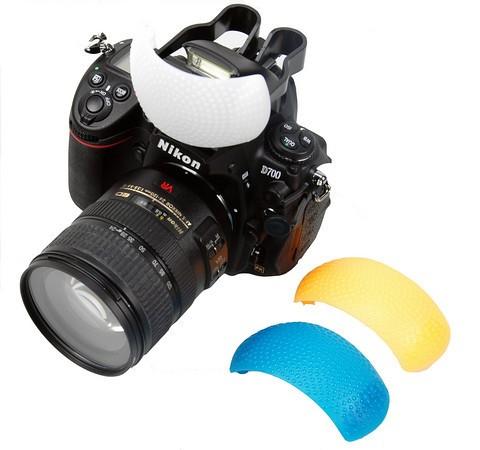Kameran salaman diffuusori