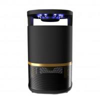 Todella hiljainen ja hyvin toimiva UV-hyttysansa sisätiloihin max 50 neliömetrin huoneeseen. Hyttysansa saa virtansa USB-liitännästä.