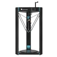 Anycubic Predator 3D-tulostimessa on suuri tulostusalue ja innovatiivinen leijuva ekstruuderi joka parantaa taipuisilla filameneteilla tulostettua laatua.