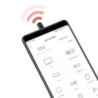 Baseus Mini -infrapunalähetin tekee puhelimestasi universaalin kaukosäätimen! Television, ilmanlämpöpumpun tai muun IR-laitteen käyttäminen sujuu tällä helposti!