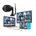 Vstarcam PTZ FullHD WiFi ulkovalvontakamera