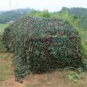 Camouflage täcke för bil 2 x 3m
