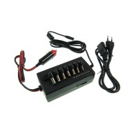 Universal AC/DC Laptop Charger