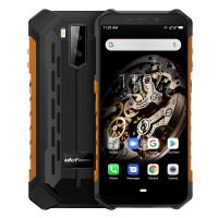 Ulefone Armor X5 on tehokas veden- ja iskukestävä IP68-luokiteltu älypuhelin joka kestää sadetta ja kolhuja. Erinomainen puhelin työmaalle tai metsälle.