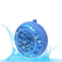 Vedenkestävä ja kelluva Bluetooth -kaiutin muistikorttipaikalla. Rentoudu paljussa, saunassa tai rannalla lempibiisiesi hellittelemänä.