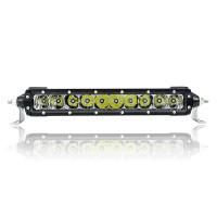 Watit eivät tässä tapauksessa kerro kaikkea; todella järeää tekoa oleva, Osramin LEDeillä varustettu lisävalo kirkastaa tien 3960lm voimalla satojen metrien päähän