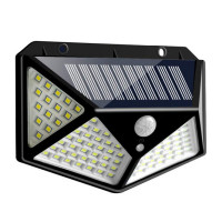 Solaris Cubic liiketunnistinvalo aurinkopaneelilla on kirkkaasti sivuille valaiseva, kompakti ja halpa ulkovalo, jolla on ehtymätön energialähde - aurinko!