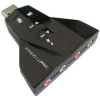 Plug and Play USB Soundcard