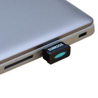 Tällä USB-porttiin liitettävällä sormenjälkilukijalla saat tehtyä tietokoneelle kirjautumisen vaivattomaksi ja nopeaksi