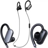 Xiaomin Bluetooth kuulokkeet sopivat salille ja muuhun urheiluun, sillä pysyvät ne hyvin korvissa ja ovat varustettu hyvällä äänenlaadulla & IPX4-suojauksella!