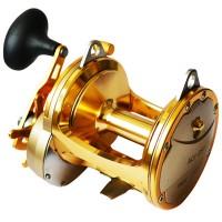 Venekalastukseen tarkoitettu Signol ACT351 meriveden kestävä hyrräkela on isojen vesien ja isojen kalojen kela. Tämä upeanvärinen, alumiinikuorinen ja metallikoneistoinen hyrräkela on varustettu 3:lla kuulalaakerilla ja 1:llä rullalaakerilla.