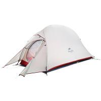 Yhden hengen ultrakevyt teltta - Naturehike Cloud UP 1 tekee telttailusta nautinnollisempaa. Kevyt retkeilyteltta painaa vain 1.34kg & menee pieneen tilaan!