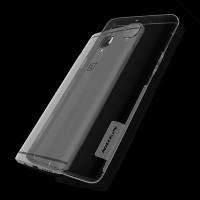 Ett genomskinligt och böjbart skyddsskal för din OnePlus 3T smartphone.
