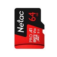 Netac's minneskort på 64GBär ett minneskort avsedda för personer som behöver mycket lagringsutrymme.