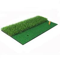 Golf-harjoitusmatto on oiva varustus aloittelijalle ja kiireiselle golfarille alkulämpöihin, jos ei ennen lähtöä kerkeä rangella käydä. 2 ruohopituutta.