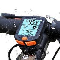 Langaton polkupyörän mittari on kätevä käyttää. Ajotietokone toimii pyörän nopeusmittarina ja lisäksi siinä on 10 muutakin toimintoa. Katso hinta!