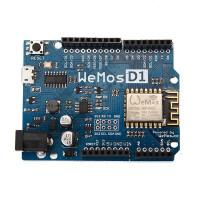 WeMos D1 R2 -plattform