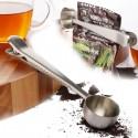 Kaffemått med påsförslutare