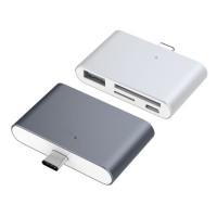 Vonets USB Type C -adapterilla laajennat kätevästi nykyaikaisten laitteiden nihkeää portti- ja lisälaitetukea. OTG-linkillä saat saman tuen kännykkääsi.