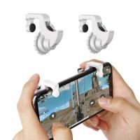 Liipaisinpainikkeet muuttavat kosketusnäyttöisen puhelimesi täysiveriseksi mobiilipelikonsoliksi, vaikka PUBG-, Fortnite tai muita FPS-pelejä varten.