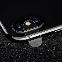 iPhone X puhelinmallin kameralinssi on ulkoneva ja saattaa naarmuuntua helposti, kun puhelinta pidetään pöydän päällä ja liikutellaan paljon.