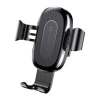 Baseus langaton latausteline on nerokas ja halpa puhelinteline autoon. Langattoman latauksen lisäksi se pitää puhelimen paikallaan töyssyisemmälläkin tiellä!
