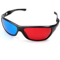 Njut av 3D-världen med dessa 3D-glasögon! Fungerar till både dator- och TV skärmen när du tittar på 3D film.