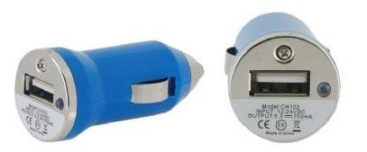 Autolaturi USB-laitteille 1000 mA