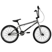 Laadukas BMX-pyörä freestyle temppuiluun. Tehty kestämään kovaa menoa kuten esimerkiksi hyppimistä. Tehokkaat U-jarrut ja vahva, mutta kevyt BMX-runko.