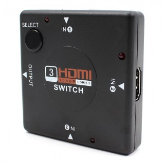 HDMI 3-in-1 -jakaja